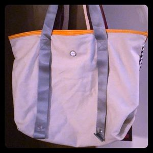 Large Murad Canvas Tote Bag